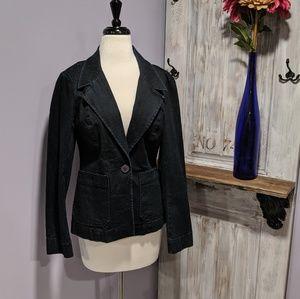 Calvin Klein Jeans dark denim jacket